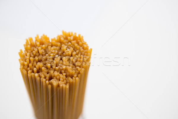 Bos ruw spaghetti vakantie lunch lifestyle Stockfoto © wavebreak_media