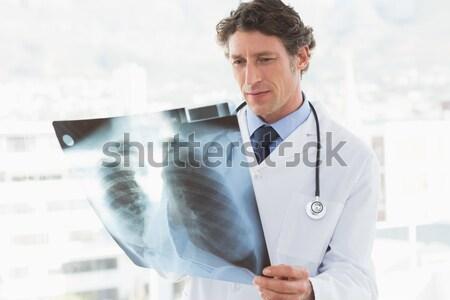 Male surgeon Stock photo © wavebreak_media