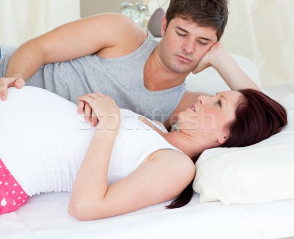 Как спать мужу с беременной женой 70