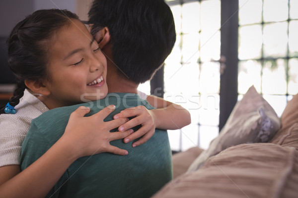 Father and daughter dating each other