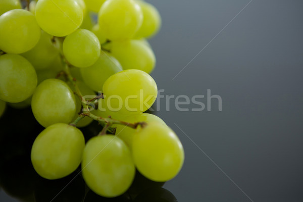 Close-up of green bunch of grapes Stock photo © wavebreak_media