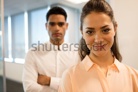 Bored Businessman in a meeting Stock photo © wavebreak_media