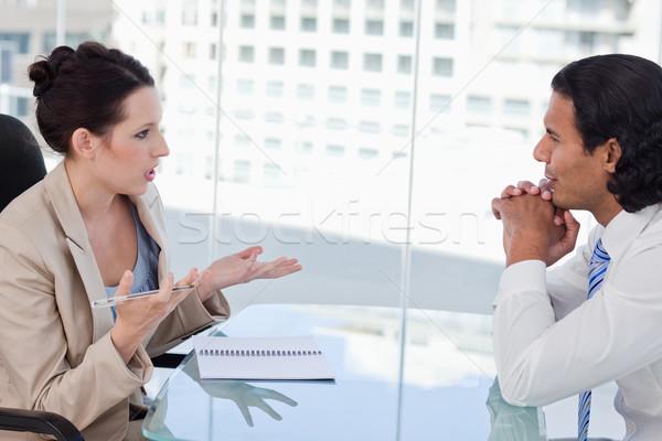 ビジネスの方々  会議室 ビジネス 作業 ビジネスマン ストックフォト © wavebreak_media