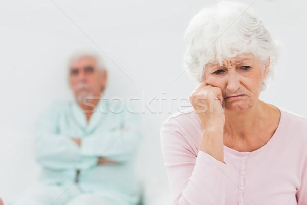 Couple having a dispute Stock photo © wavebreak_media