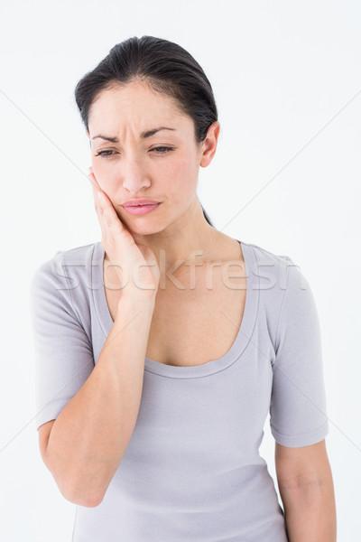 Woman suffering from teeth pain  Stock photo © wavebreak_media