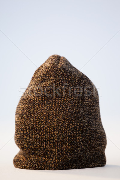 Close-up of wooly hat Stock photo © wavebreak_media