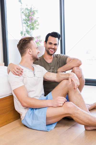 Hung gay men nude