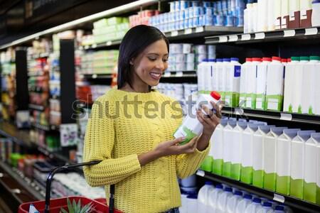 портрет женщины сотрудников Постоянный рук бизнеса Сток-фото © wavebreak_media