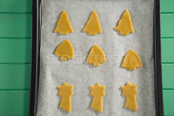 Biçim kurabiye Stok fotoğraf © wavebreak_media
