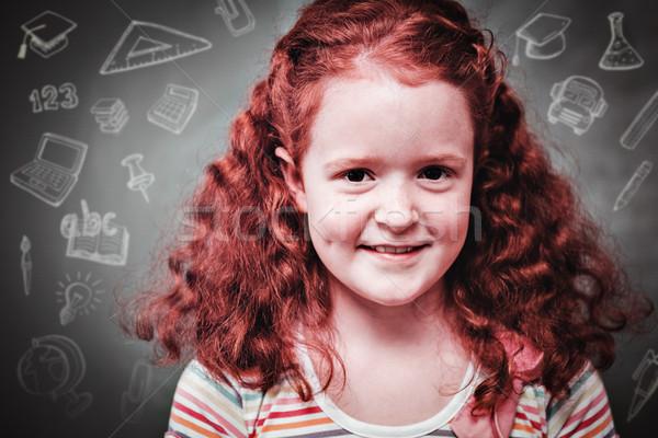 Composite image of education doodles Stock photo © wavebreak_media