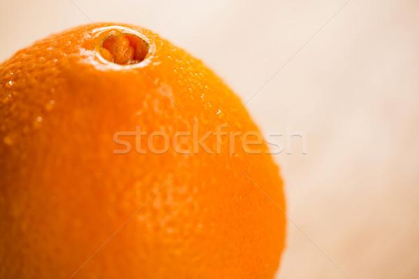 Pomarańczowy technologii opieki zdrowych dokumentu Zdjęcia stock © wavebreak_media