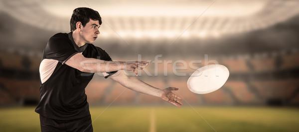 画像 ラグビー プレーヤー サイド 合格 ストックフォト © wavebreak_media