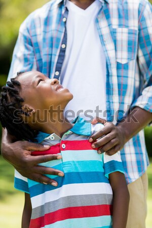 Dziewczyna powrót kobieta dziecko pacjenta Zdjęcia stock © wavebreak_media