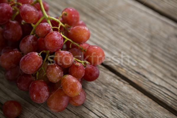 красный виноград капли воды воды Сток-фото © wavebreak_media