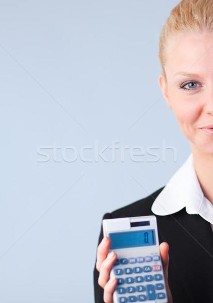 Woman calculating tax returns Stock photo © wavebreak_media