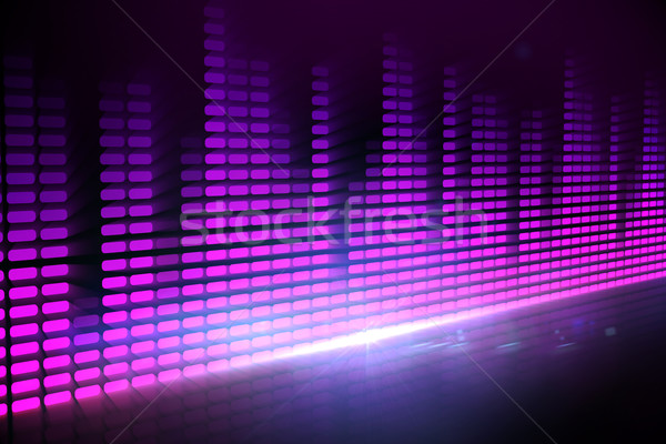 Digital disco design Stock photo © wavebreak_media