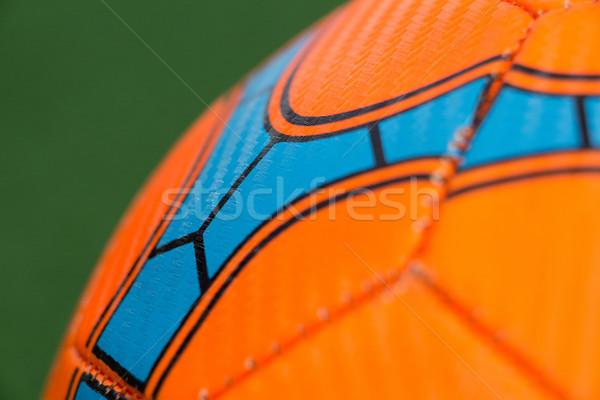 Football vert football balle jeu Photo stock © wavebreak_media