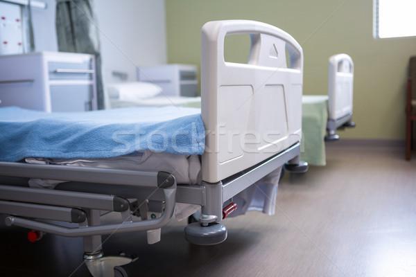 пусто больницу интерьер мышления поддержки Сток-фото © wavebreak_media