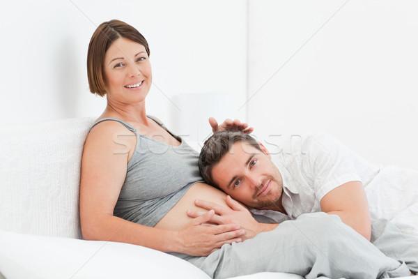 Как беременной соблазнить мужа 98