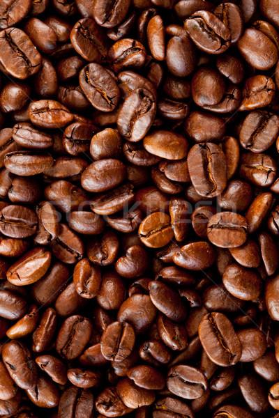 Kahve tohumları Stok fotoğraf © wavebreak_media