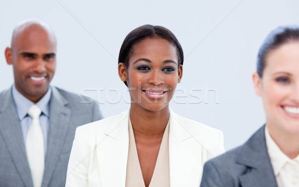 Assertive business team Stock photo © wavebreak_media