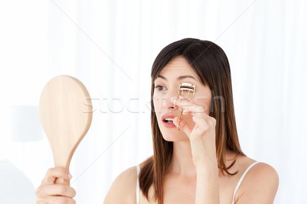 женщину пространстве ванную кожи женщины Сток-фото © wavebreak_media