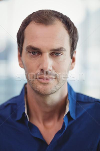 Portrait of confidence executive Stock photo © wavebreak_media