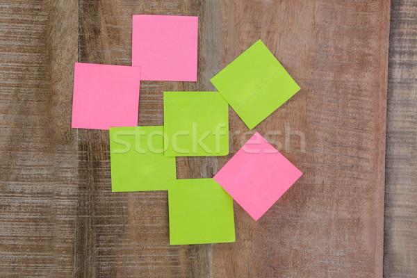Post it notes Stock photo © wavebreak_media