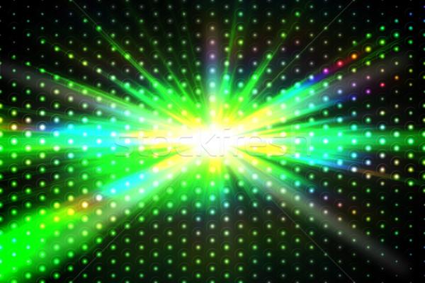 Digitally generated disco background Stock photo © wavebreak_media