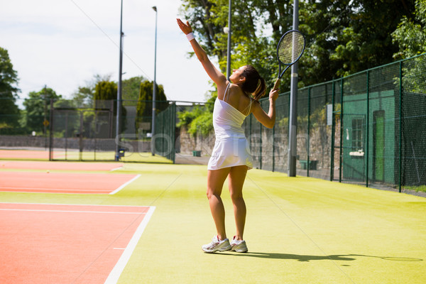 かなり スポーツ フィットネス ボール ストックフォト © wavebreak_media