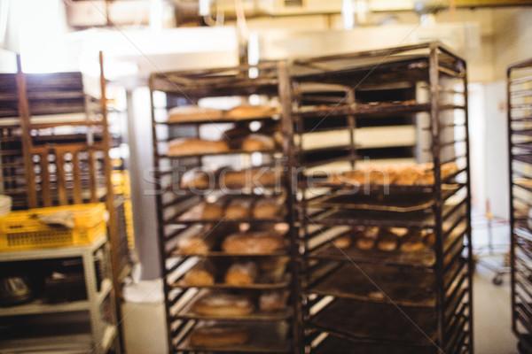 Sütés pékség bolt kilátás Stock fotó © wavebreak_media