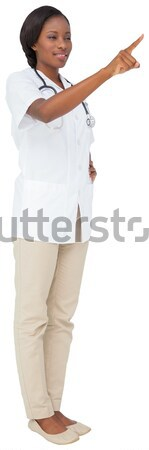 Full length of a female nurse with arms crossed Stock photo © wavebreak_media
