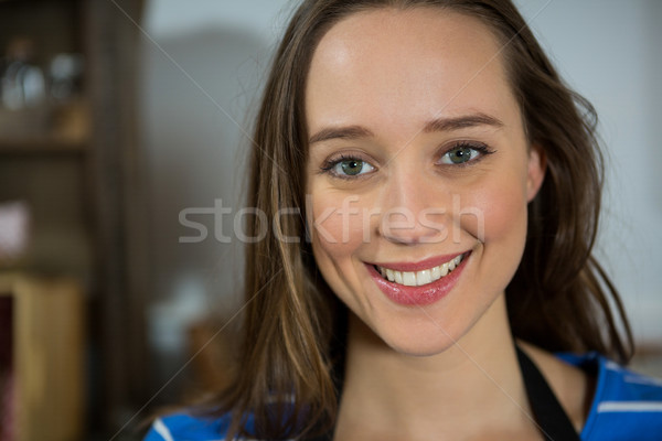Portrait of smiling female staff  Stock photo © wavebreak_media