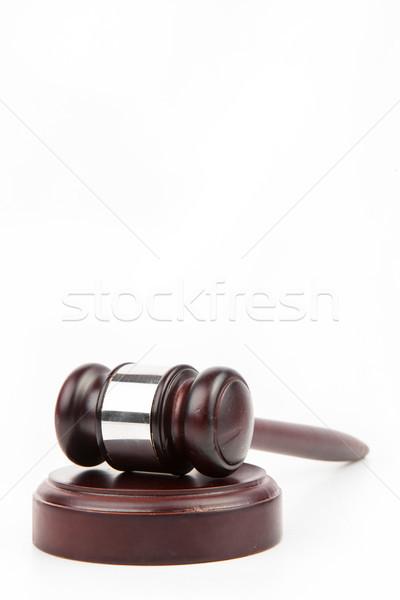 молота молоток белый Сток-фото © wavebreak_media