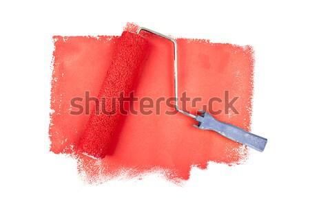 1 赤 トレース 絵画 白 教育 ストックフォト © wavebreak_media