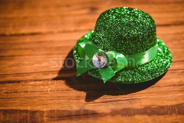 St patricks day hat Stock photo © wavebreak_media