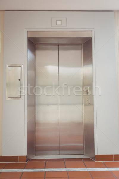 エレベーター ドア 建物 ストックフォト © wavebreak_media