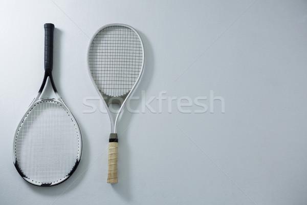 Ver metálico tênis negócio esportes natureza Foto stock © wavebreak_media