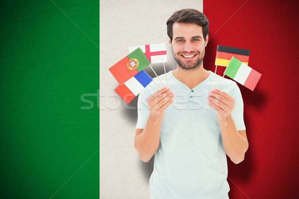 Immagine internazionali studente uomo felice Foto d'archivio © wavebreak_media