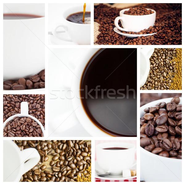 Composite image of espresso Stock photo © wavebreak_media