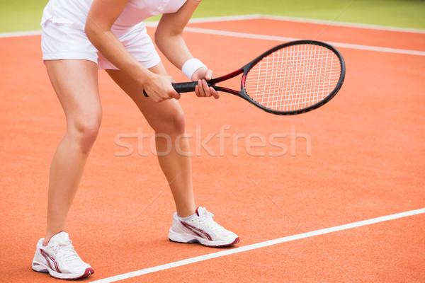 準備 再生 スポーツ フィットネス ストックフォト © wavebreak_media