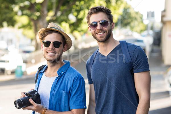 Hip friends going for a walk Stock photo © wavebreak_media