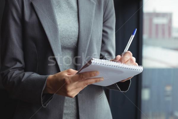 служба бизнеса женщину Сток-фото © wavebreak_media