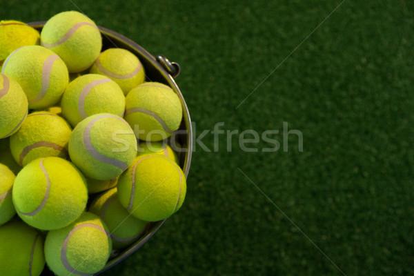 мнение флуоресцентный теннис ковша Сток-фото © wavebreak_media