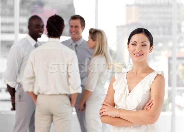 бизнес-команды дух человека Сток-фото © wavebreak_media