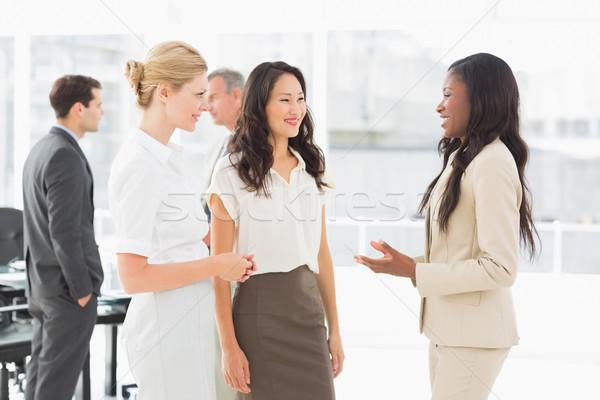 企業家 一起 會議室 辦公室 業務 商業照片 © wavebreak_media