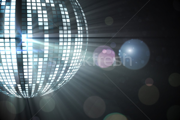 Cool disco ball design  Stock photo © wavebreak_media
