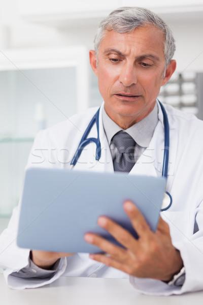Médecin médicaux bureau santé travail Photo stock © wavebreak_media