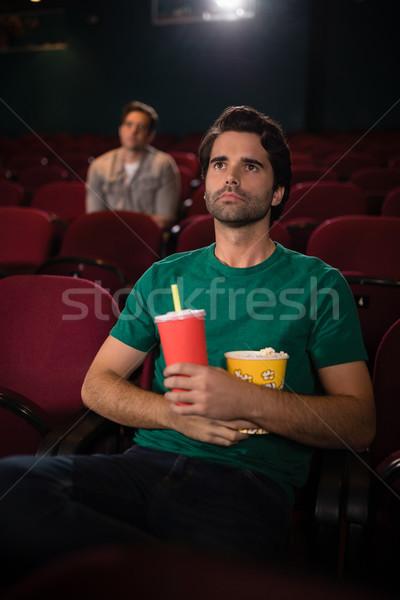 幸せ 男 を見て 映画 劇場 映画 ストックフォト © wavebreak_media