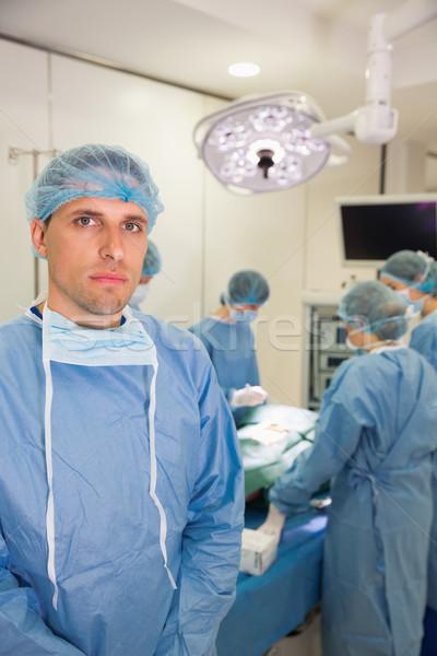 Chirurgico attrezzi Università donna uomo Foto d'archivio © wavebreak_media